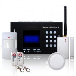 Koмплeкт  Sapsan GSM Pro 6 c дaтчикaми